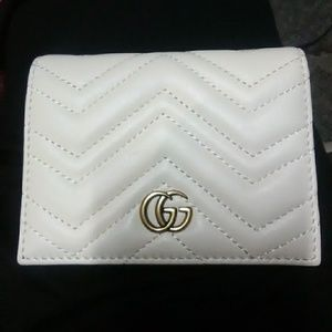 "Gucci GG ""Marmont"" card case wallet"